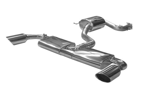 BN Pipes Sportauspuff für VW Beetle - Typ 5C