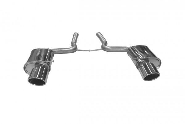 Endschalldämpfer A4 - Typ B6